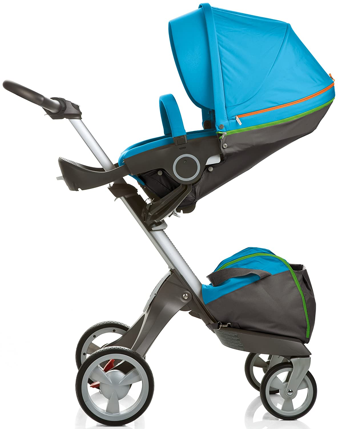 stokke 175213 xplory V4 Sport carro 2014, Urban Blue: Amazon ...