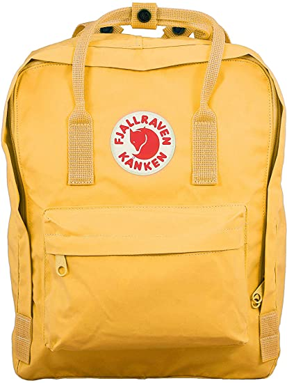 4929ddb61 Fjallraven - Kanken Classic Pack, Heritage and Responsibility Since  1960,One Size,Warm