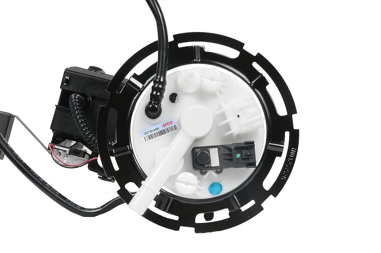 Acdelco Mu1722 Gm Original Equipment Fuel Pump And Level 2009 Pontiac G6 Filter Sensor Module Automotive