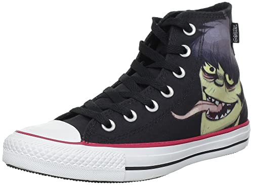 69922fa8f9d1 Converse Gorillaz Collection Murdoc Hi-top (Men s 7.0 Women s 9.0 ...