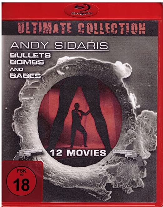 12x Andy Sidaris Ultimate Collection 12 Movies Blu-ray ...