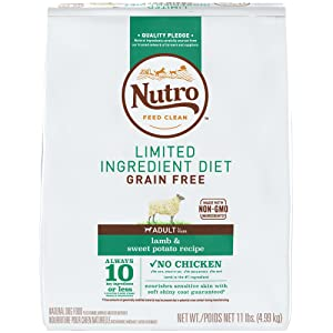 Limited Ingredient Adult Diet Dry Dog Food From Nutro