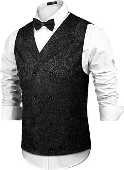 Mens Solid Black Satin Ascot Cravat Victorian Dickens Adjustable Neck