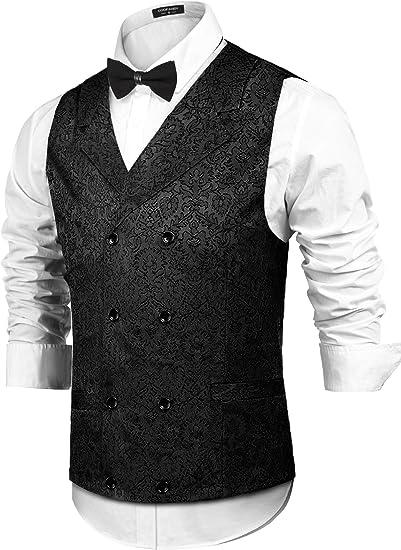 White Neck Tie Mens Satin Steampunk Tuxedo Wedding Prom Groom Suit Dance Formal