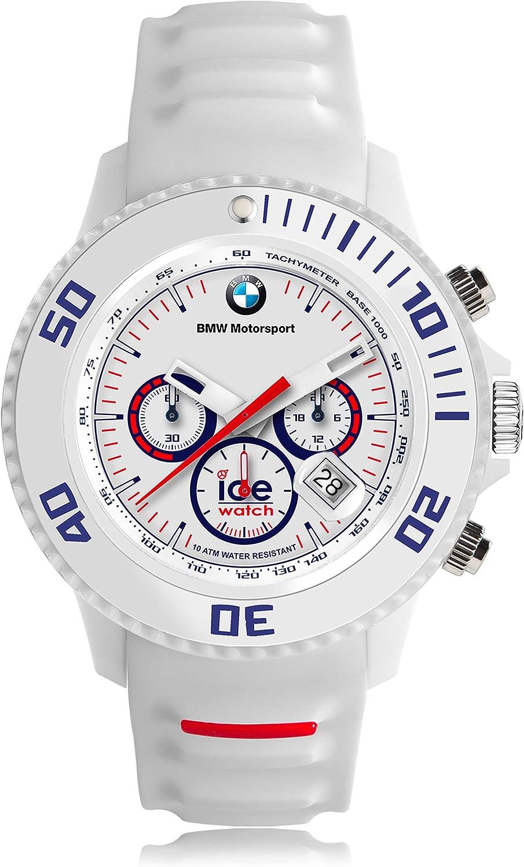 Ice-Watch – BMW Motorsport – Chrono -White – Big