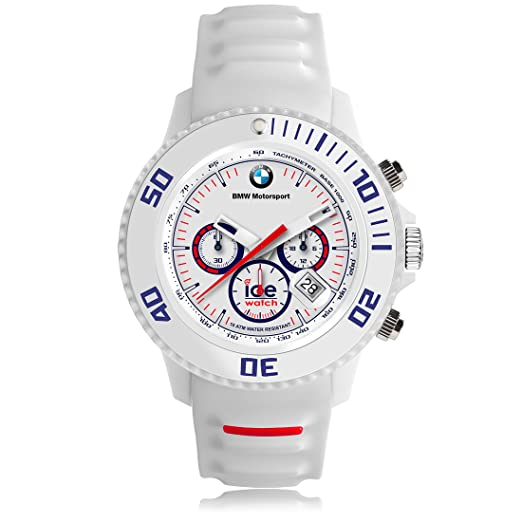 Ice-Watch - BMW Motorsport (sili) White - Men s wristwatch with silicon  strap b27252ea2ecc