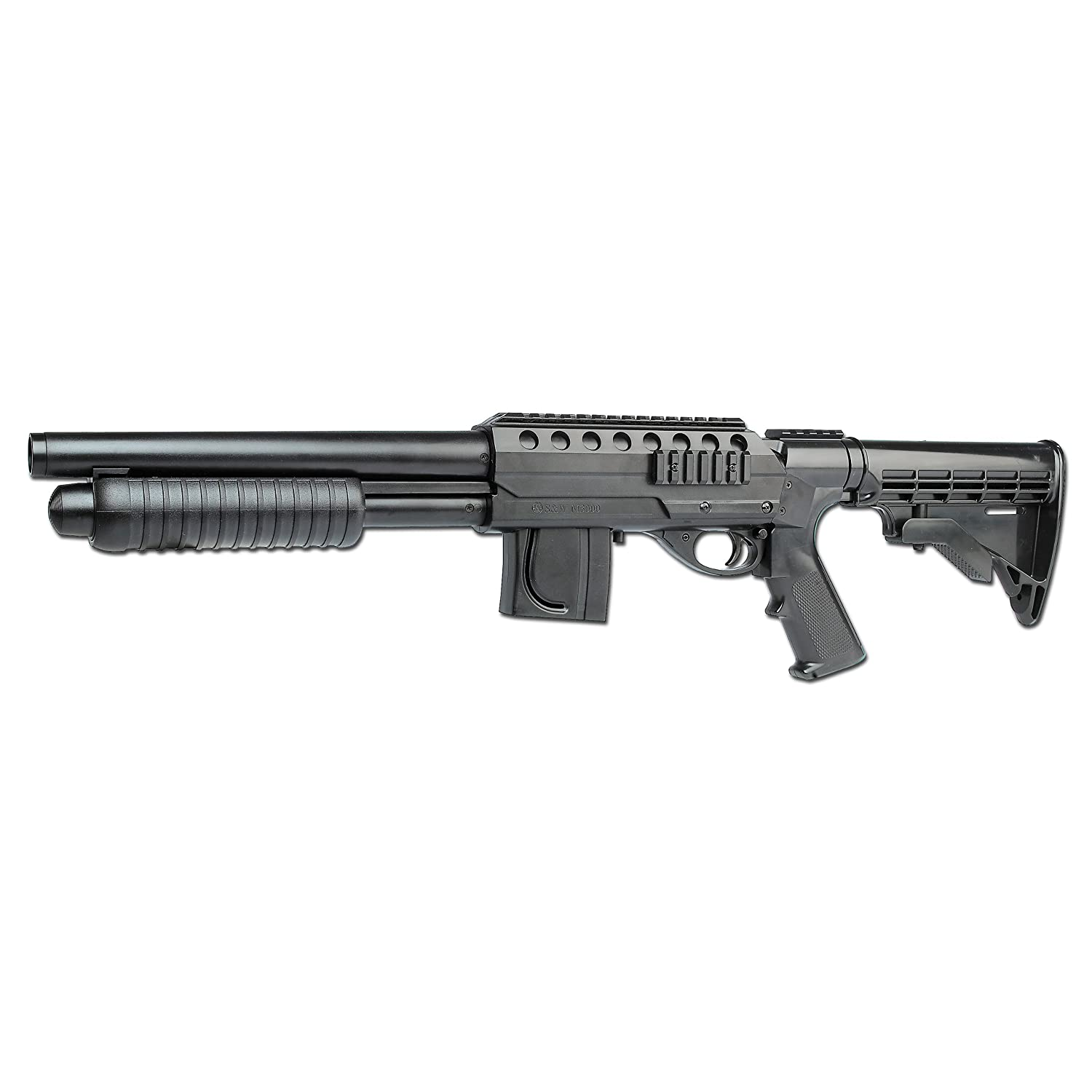 Smith & Wesson M3000 L.E. Stock Muelle Airsoft cybergun