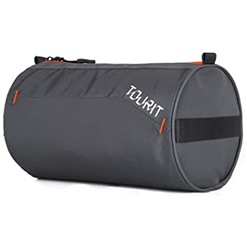 5588cafae0c TOURIT Lightweight Travel Toiletry Bag Case Dopp Kit Water resistant  Cosmetic Bag Portable Wash Gym Bag Organizer for Men and Women  Amazon.in   Bags, ...