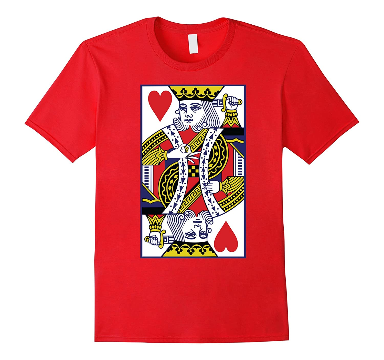 Hearts Finger Circle Shirt Tempting-Awarplus
