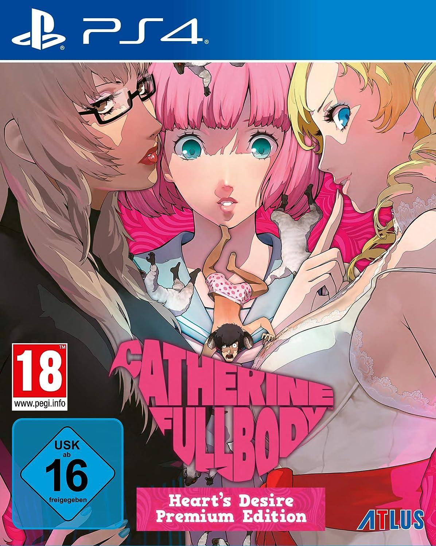 Catherine Full Body: Heart's Desire Premium Edition - PlayStation 4 [Importación alemana]