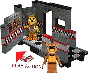McFarlane Toys Five Nights at Freddy's East Hall Medium Construction Set