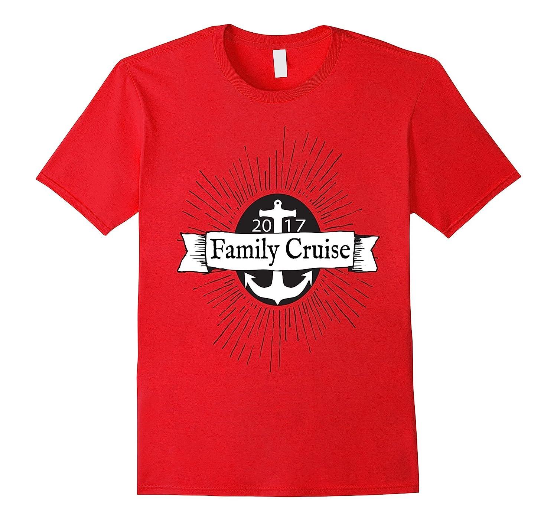 2017 Family Cruise Fun T-shirt-CD