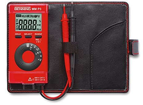 Tacklife Entfernungsmesser Opinie : Benning 044084 mm p3 digital multimeter im pocketformat: amazon.de