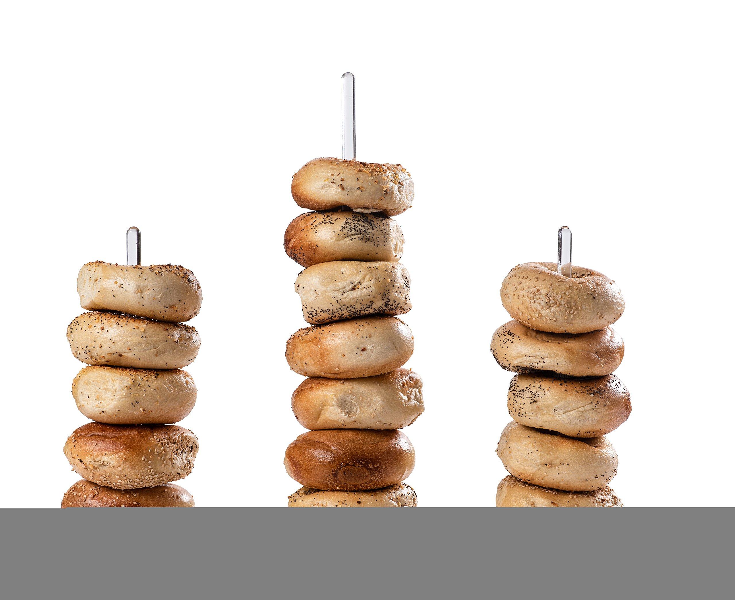 Acrylic Donut Stand for Wedding - 1 Piece (10'')
