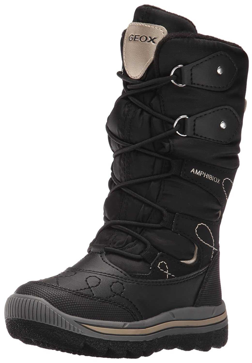 Geox Kids' Jr Overland B Girl AB 1 K Pull On Boot