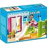 PLAYMOBIL 5579   Kinderzimmer Mit Hochbett Rutsche