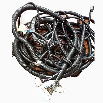 Amazon.com: DH150W-7 Wheel Complete Wiring Harness - SINOCMP Harness on 7.3 alternator harness, 7.3 wire harness, 7.3 engine harness, 7.3 fuel harness,
