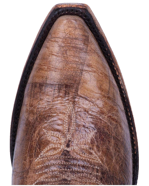 Dan Post Womens Pinwheel Western Boot Snip Toe