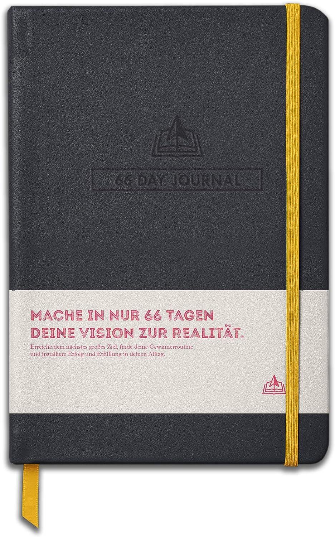 Taktisches Erfolgstagebuch 66 Day Journal was dich in 66 Tagen von deiner Vision zum Ziel f/ührt