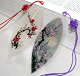 Lucore Leaf Bookmarks -Made of Real Leaves - 2 Pcs