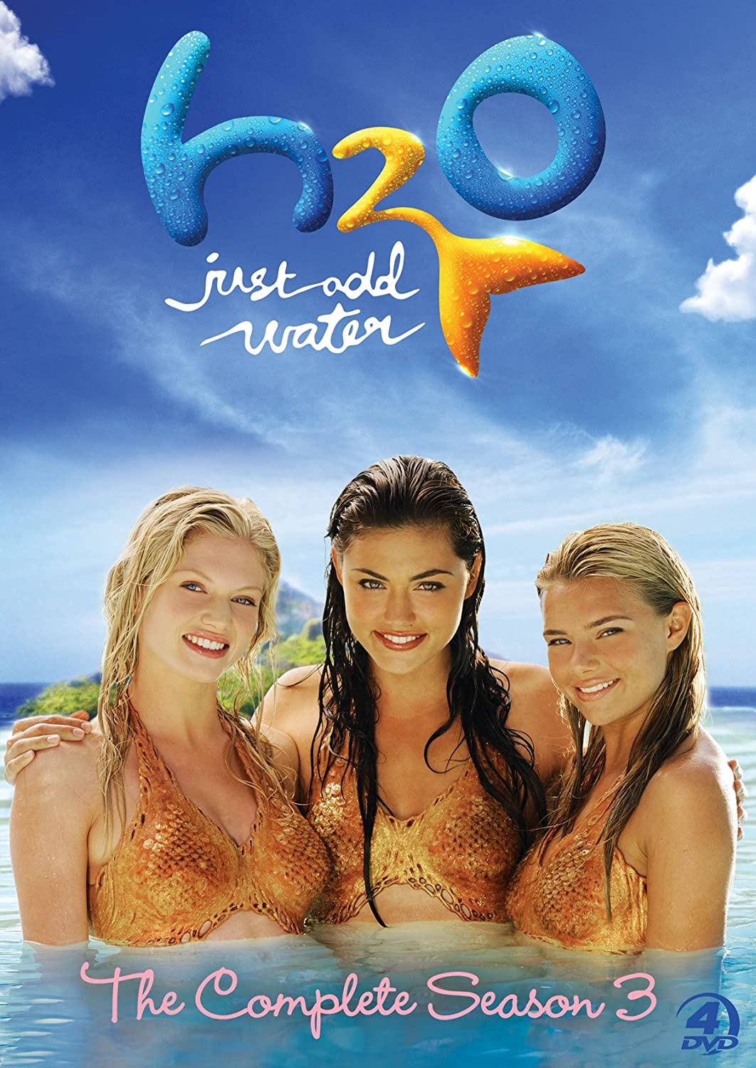 H2o: Just Add Water - The Complete Season 3 [DVD]: Amazon.es: Cine y Series TV
