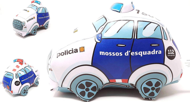 PLAYJOCS Peluche Coche Mossos d ´Esquadra GT-8011: Amazon.es ...