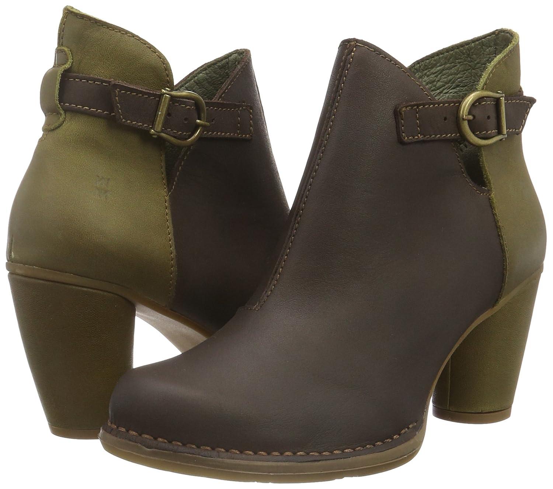 El Naturalista Women's N472 Colibri Ankle EU|Ibon Bootie B01BEDLAXM 41 M EU|Ibon Ankle Brown Leaf b8a2e9