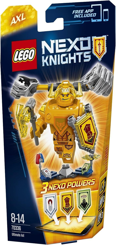 LEGO Nexo-Ultimativer Axl