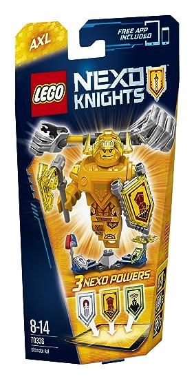 Nexo Lego Knights Axl Knights Ultimate6136996 Axl Lego Nexo Ultimate6136996 Knights Nexo Lego WE2eDYI9H