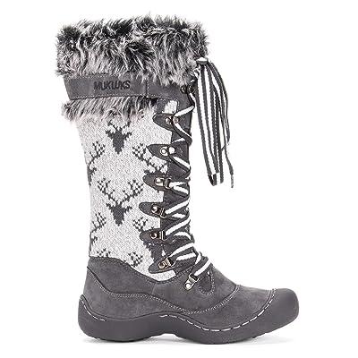 MUK LUKS Women's Gwen Snowboots Snow Shoe | Snow Boots