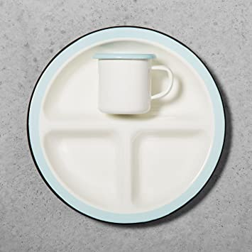 Toddler/ Baby Melamine Devider Plate To Rank First Among Similar Products Feeding