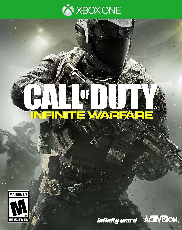 Call of Duty: Infinite Warfare - Standard Edition - Xbox One(Versión EE.UU., importado): Amazon.es: Videojuegos