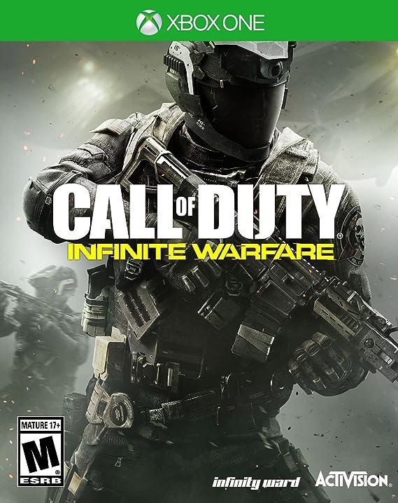 Call of Duty: Infinite Warfare - Standard Edition - Xbox One