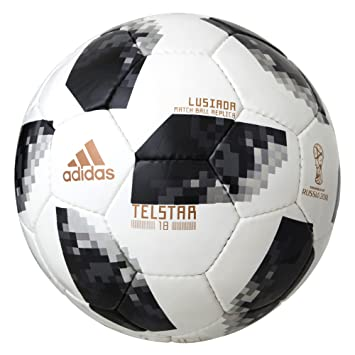 be90dad2ac31eb Amazon | adidas(アディダス) サッカーボール 5号球 2018年 FIFAワールド ...