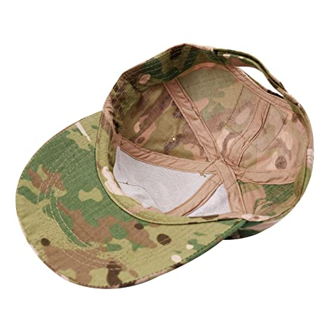 278d19519094a Lmeno Tactical BTP Baseball Cap Adjustable Army Combat Military Hat Peaked  Cap for Wargame Hunting Fishing Outdoor Sports  Amazon.co.uk  Sports    Outdoors
