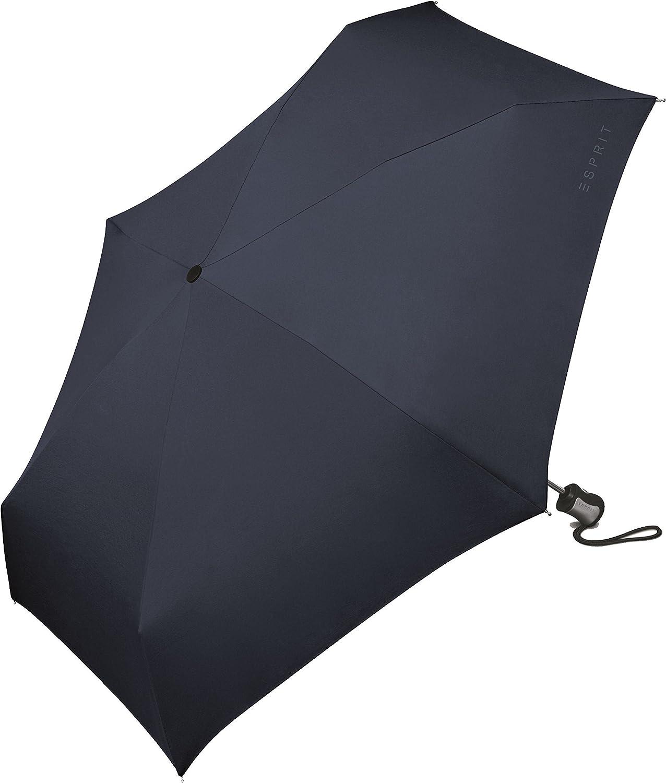 ESPRIT EASYMATC 4-Section  Regenschirm  Schirm Taschenschirm Auf//Zu Automatik