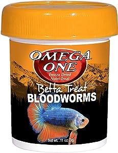 Omega One Freeze Dried Betta Treat, .11 oz.