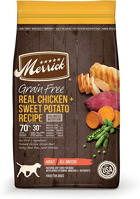 Top 10 Merrick Dog Food