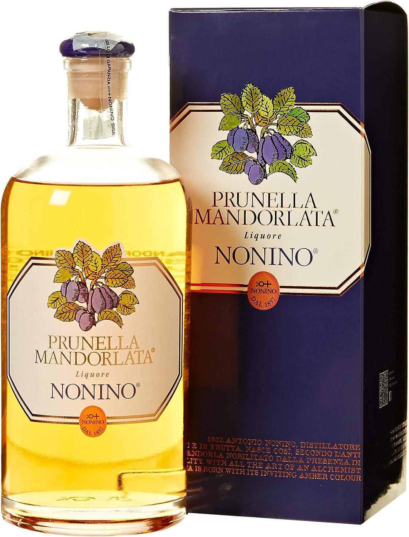 Prunella mandorlata liquore leggero e delicato - bottiglia in vetro da 700 ml 372928
