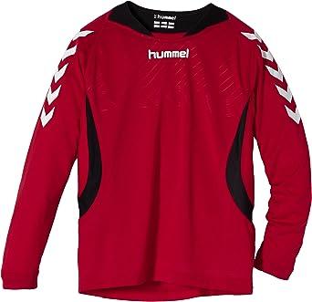 hummel Team Player Poly Long Sleeve - Camiseta de equipación de ...