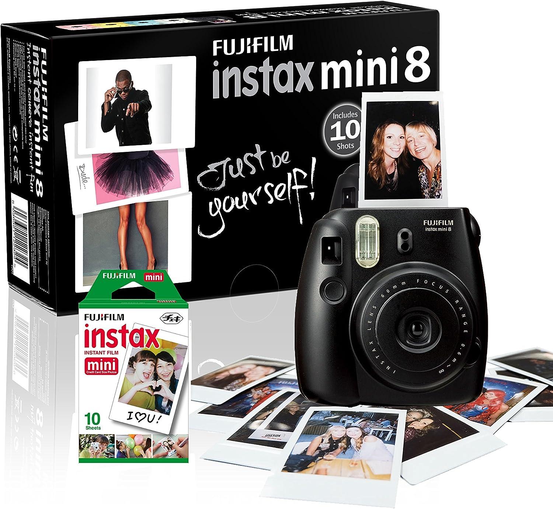 Instax Mini 8 Kamera Himbeere Kamera