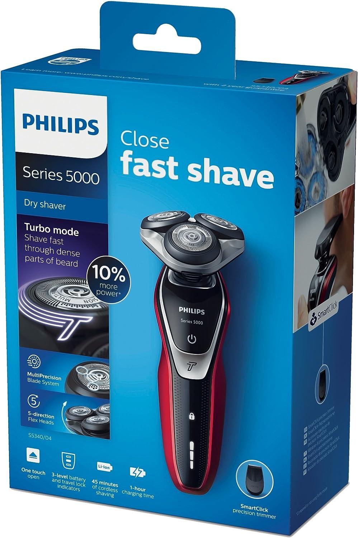 Philips SHAVER Series 5000 S5340/04 - Afeitadora (Máquina de ...