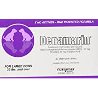 Nutramax Denamarin Tabs for Large Dogs 35 Lbs. and Over - 30 Tablets