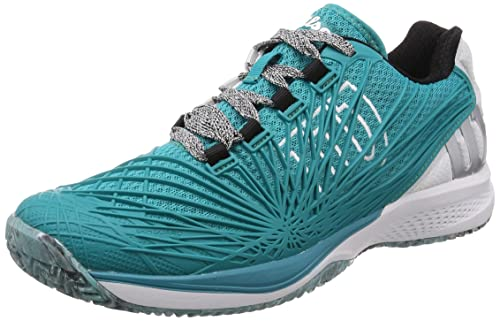 2216766af4a1 Wilson Kaos 2.0 Men s Tennis Shoes  Buy Online at Low Prices in India -  Amazon.in