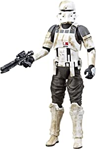 "Star Wars The Vintage Collection Rogue One: A Story Imperial Assault Tank Commander 3.75""-Scale Action Figure – Collectible"