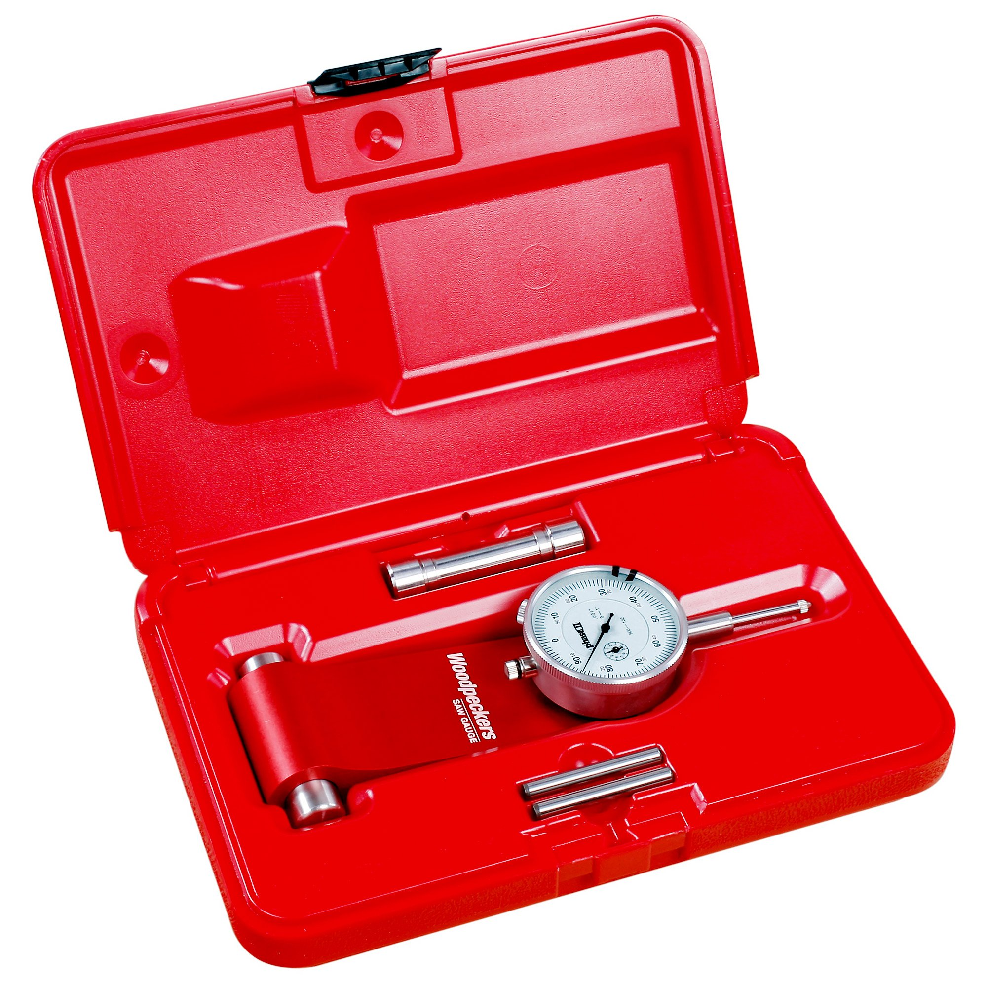 Woodpeckers Precision Woodworking Tools SG-WP Saw Gauge by Woodpeckers