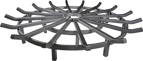 TITAN GREAT OUTDOORS 40 Wagon Wheel Fire Grate
