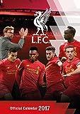 Liverpool Official 2017 Calendar - Football A3 Wall Calendar 2017