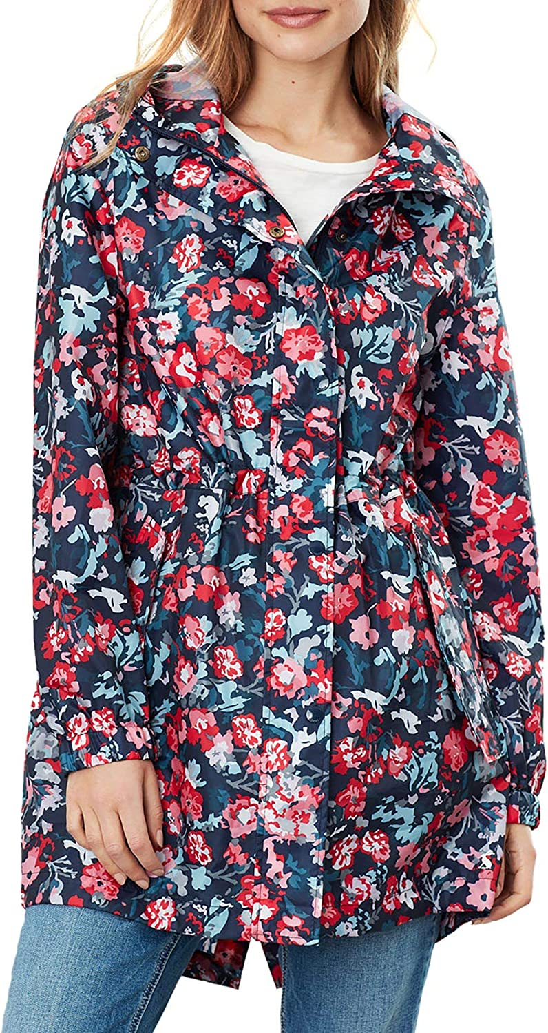 Joules Golightly Impermeabile Donna