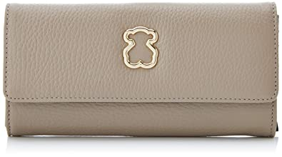 Tous Arisa, Womens Wallet, Multicolour (Gris/Topo)